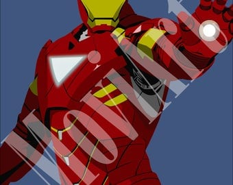 Ironman by MoviArt