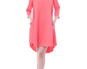 Midi Party Dress Romantic Summer Colorfull