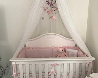 Handmade Crib Canopy & Crib canopy | Etsy