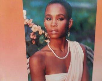 Whitney Houston self titled 1985 Arista records