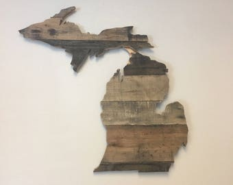 Pallet Art - Pick Your State or Country