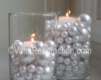 20 Transparent Unscented Tea light Candles for Centerpieces or Tablescapes
