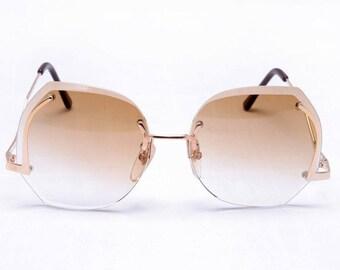 Jasmine Rimlesss 70's Sunglasses