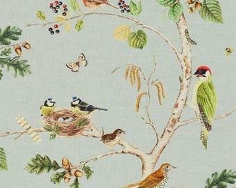 Nature Woodland chorus, the meter fabric
