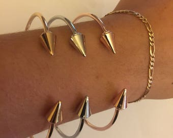 Bangle is trendy and Chic