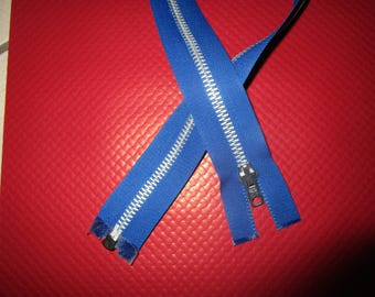 Blue metal hard 65 cm separable closure