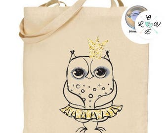 Tote bag OWL
