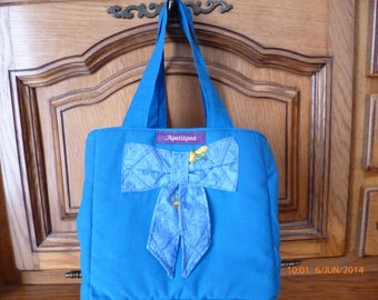 Bag for small shopping for yourself or for your little girl ref: 9180223
