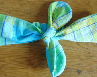 headband knotted fabric for baby or little girl