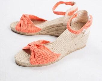 Platform shoes soles slip T35/36 natural color