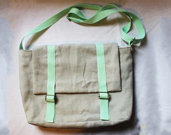 Summer Garden shoulder bag