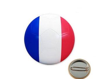 Balloon euro 2016 Ø25mm pin badge