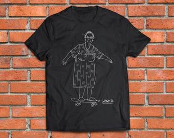 Slacker Skateboards T-Shirt