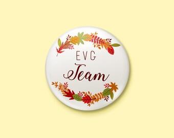Wedding autumn - EVG Team badge