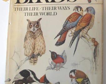 Birds Their Life Their Ways Their World, Reader's Digest, Hardcover, 1979