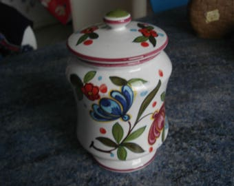 vintage candy Marie DERUTA Italy numbered 522/1811