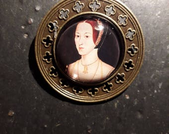 anne Boleyn brooch