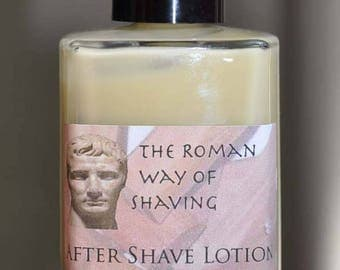 Patchouli After Shave Lotion