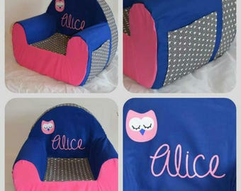 Club Chair personalized with name and theme of your choice