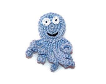 Octopus crochet Octopus