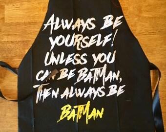 Batman Childs Apron