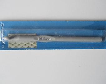 Crochet numéro 10 pour Trapilho ou autre grosse laine