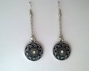 small Medallion earrings