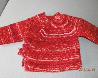 Red bra garter size premature