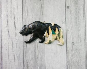 Ceramic Bear