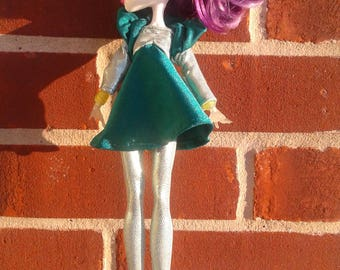 Green Monster High Outfit