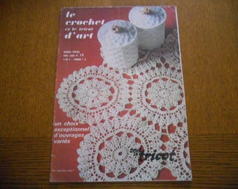 Crochet and knitting of Art special issue out seris numera 14