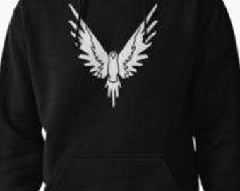 Logan Paul Hoodie//Maverick//Logan Paul Sweatshirt// Logan Paul Bird// Logan Paul Sweater//