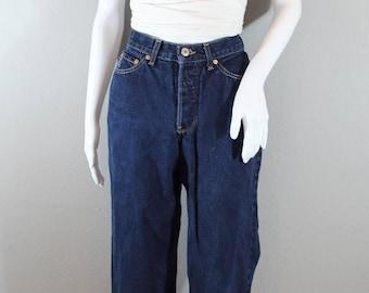 Vintage 90s jeans/Express Blues/waist 28/