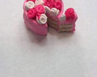 Miniature cake!