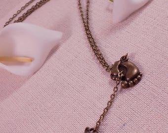 """""""mummy"""" Creat necklaces ' Y. O.N - unique & cute-"""