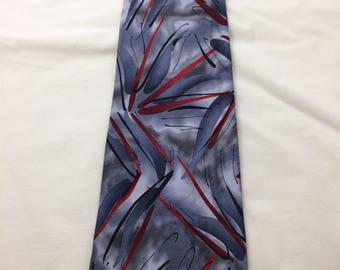 Silk Necktie by Jerry Garcia