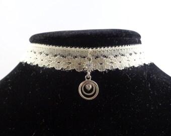 romantic lace Choker necklace
