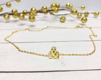 Signature Collection Ampersand Necklace