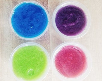 Scented Neon Color Slime