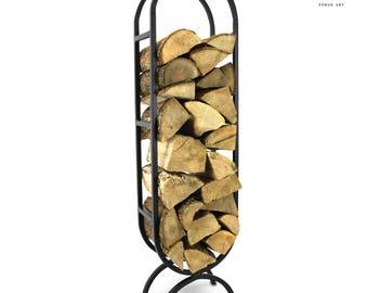 The Kent Log Holder Firewood Rack Log Basket Firewood Holder