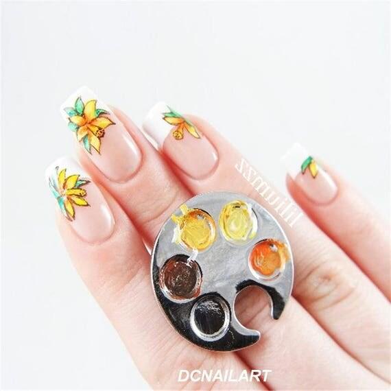 Fantástico Mini Uñas Motivo - Ideas de Diseño de Pintura de Uñas ...