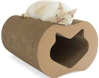 Kitten hide-away bed
