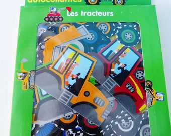 100 stickers stickers tractors