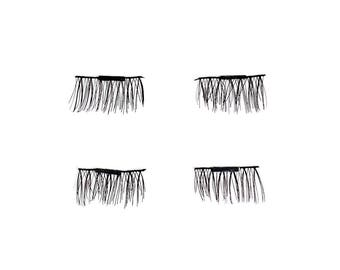 Free Shipping! Magnetic Eyelashes Wedding Lashes Magnetic Lashes Magnetic False Eyelashes Gift For Her Style 6A