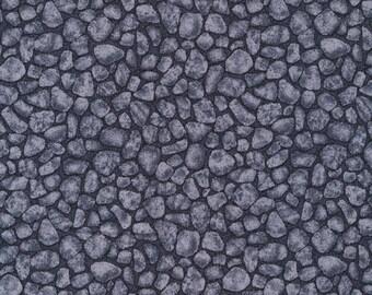 patchwork fabric American 120/12374 gravel