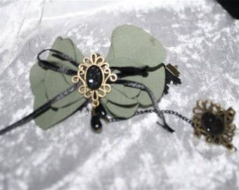 baroque lace bracelet