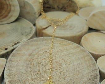 """Necklace pendant """"Lace"""""""