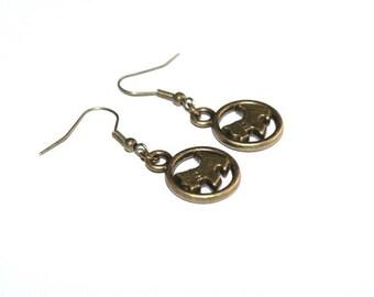 SCOTTISH earrings