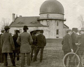 Gathering at the Observatory
