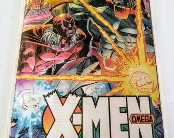 X-Men: Omega #1 Limited gold edition 1995